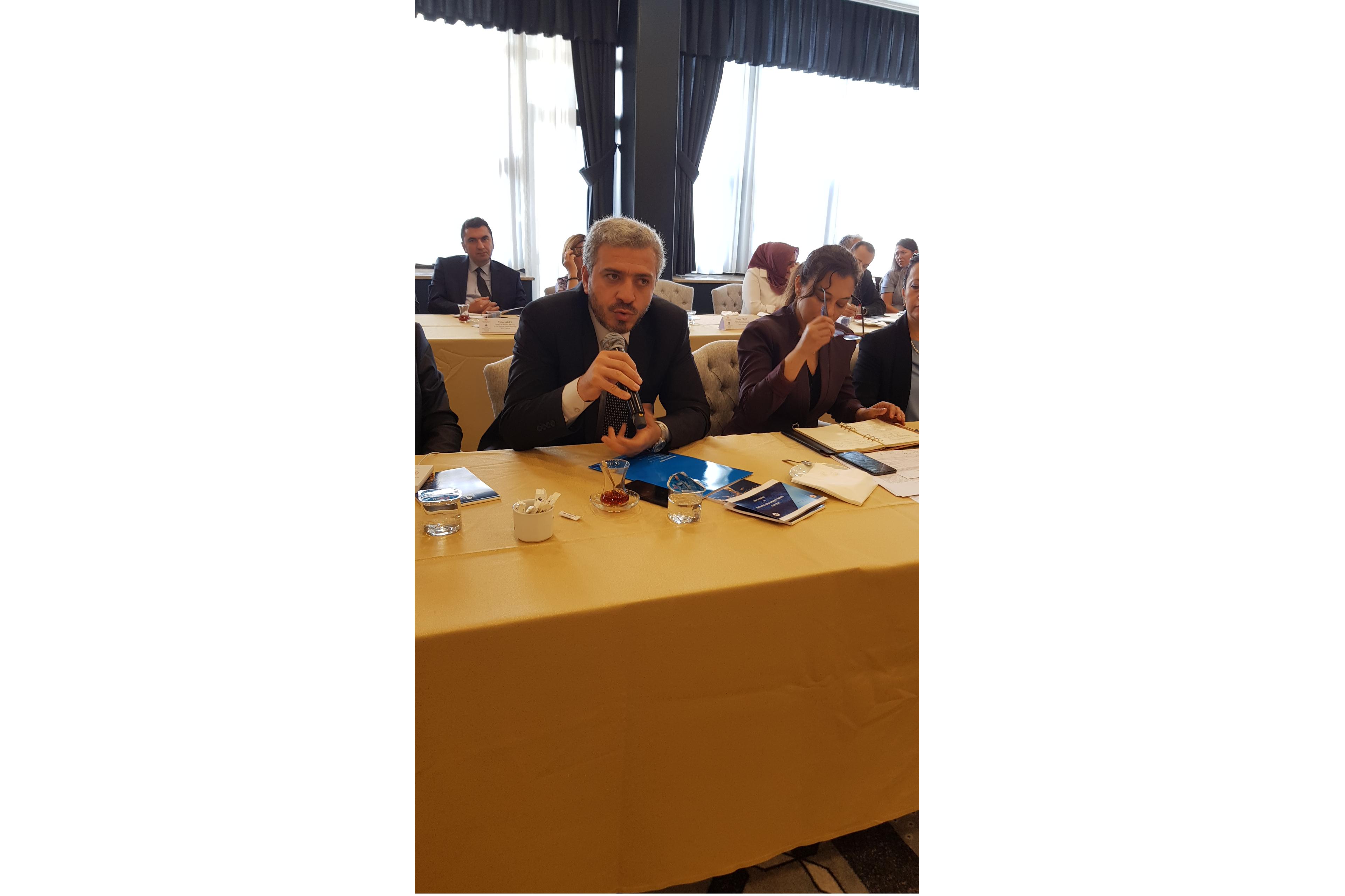 Türkiye Ulusal Coğrafi Bilgi Sistemi (TUCBS) Teknik Komite Toplantısının Dördüncüsü Gerçekleştirildi.