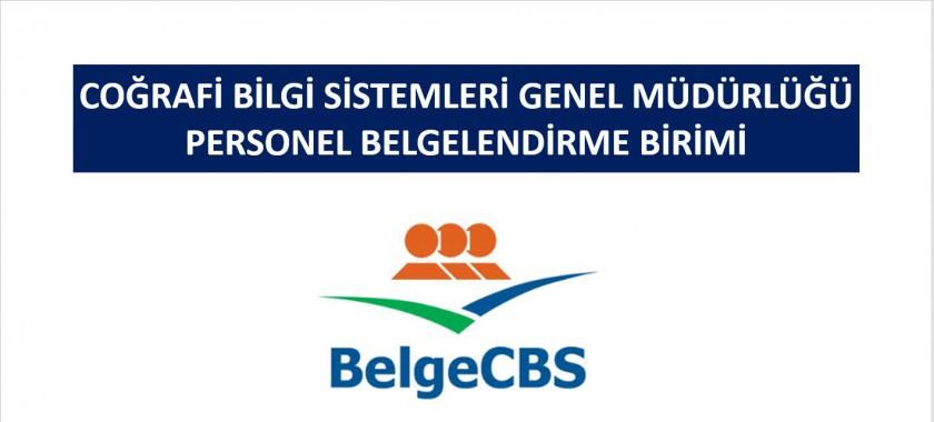 Personel Belgelendirme Birimi (BelgeCBS) Bilgilendirme Sunumu