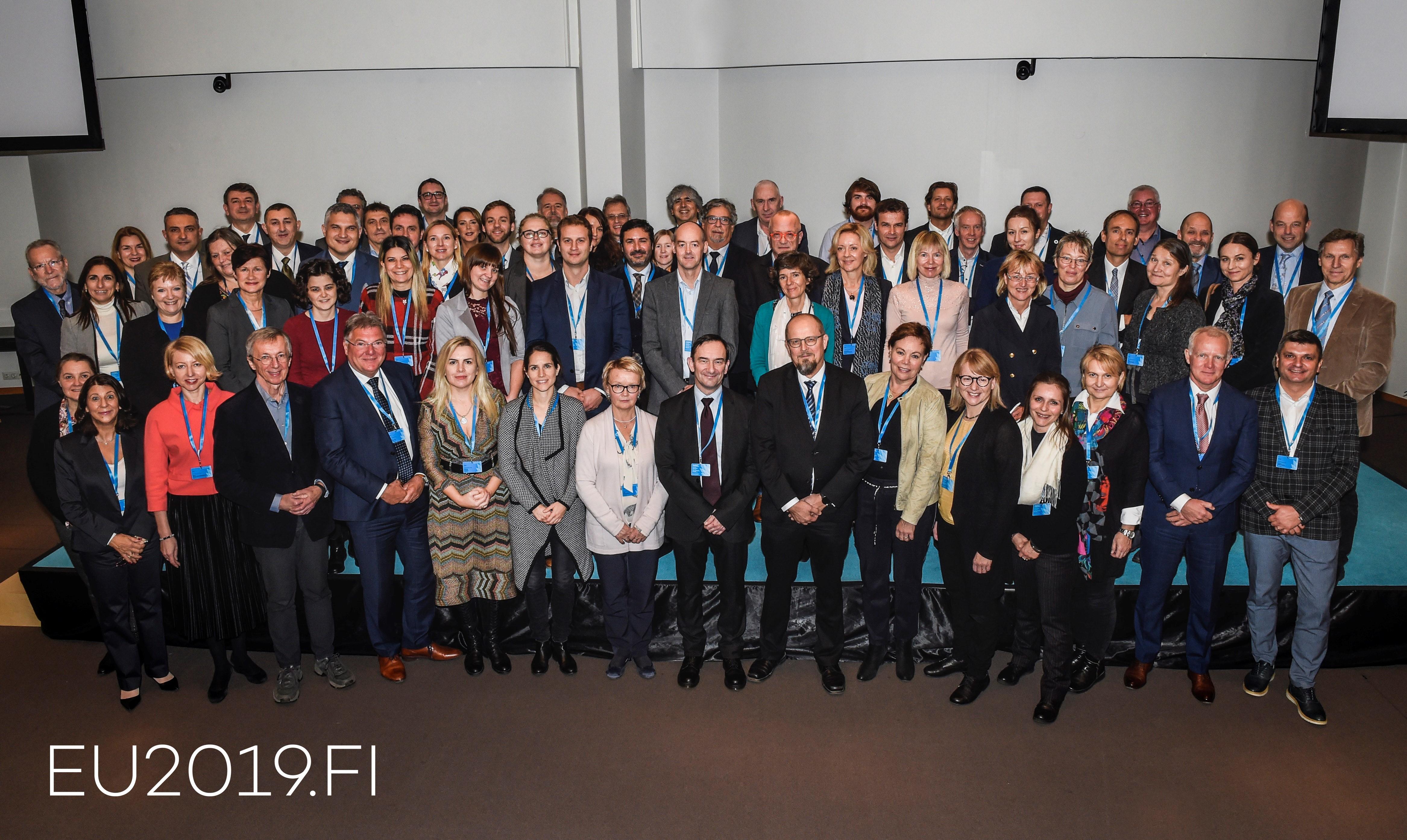 IMPEL (Çevre Kanununun Uygulanması ve Yaptırımı için Avrupa Birliği Ağı) Genel Kurulu 19-20 Kasım 2019 tarihlerinde Finlandiya'da gerçekleştirildi.
