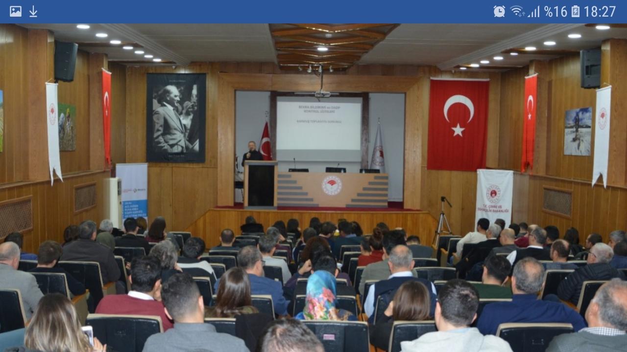 """12 Haziran 2019 tarihinde başlayan """"BEKRA Dâhili Acil Durum Planlarına İlişkin Kapasite Geliştirme Projesi""""nin kapanış toplantısı 17/12/2019 tarihinde Ankara'da gerçekleştirilmiştir."""
