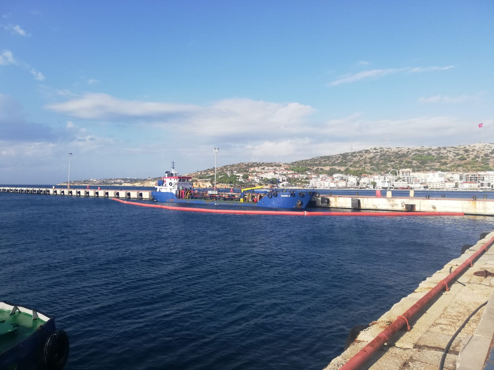 5-7 Kasım 2019 tarihleri arasında İzmir İlinde yer alan kıyı tesislerinde, Acil Müdahale Planları kapsamında denetimler gerçekleştirildi.