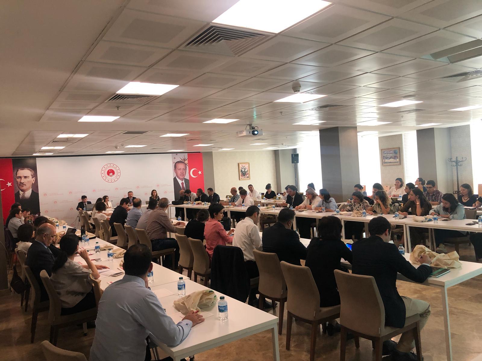 AÇA – EIONET Ulusal Birincil Odak Noktaları Toplantısı (18 Eylül 2019)