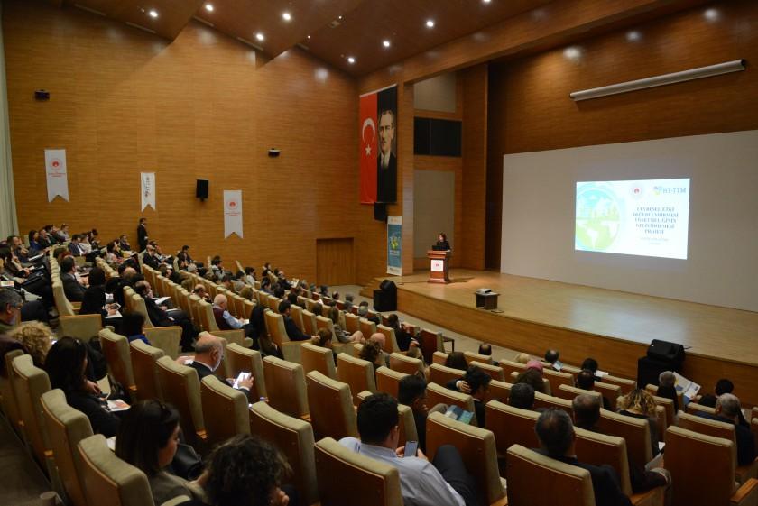 ÇED Yönetmeliği'nin Geliştirilmesi Projesi Açılış Töreni Gerçekleştirildi.