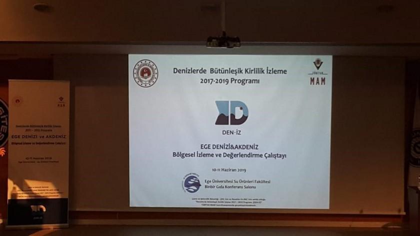 Ege ve Akdeniz Bölgesel İzleme ve Değerlendirme Çalıştayı Başarıyla Düzenlenmiştir.