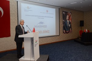 Marmara Denizi Bütünleşik Modelleme Sistemi (Marmod) Faz I Projesi Çalıştayı