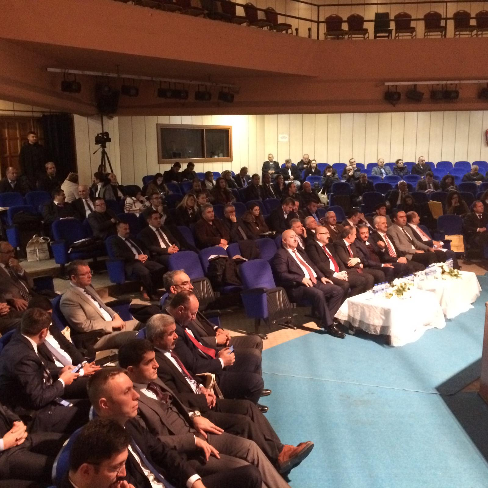 SÇD Yönetmeliği uygulamaları kapsamında ilk Kapsam Belirleme Toplantısı Burdur'da gerçekleştirilmiştir.