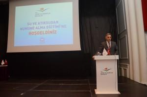 Su ve Atıksu Numune Alma Eğitimi Antalya'da Gerçekleştirildi.