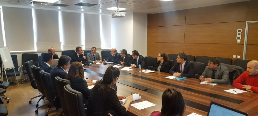 1.Çevre Etiketi Kurulu Toplantısı gerçekleştirildi.
