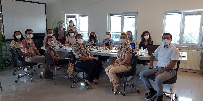 Türkiye Çevre Etiketi Sisteminin (TÇES) Geliştirilmesi Projesi Kapsamında Deterjan Ürün Grubunda Kriter Belirleme Çalışmalarına Yönelik Teknik Çalışma Ziyareti Gerçekleştirildi.