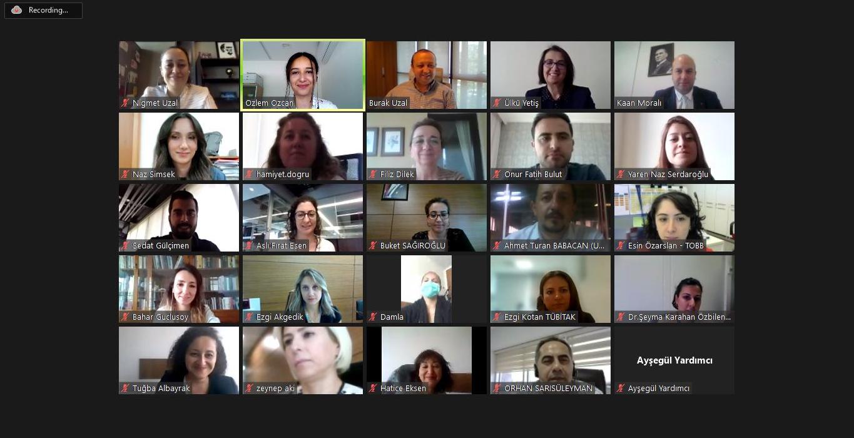 """Türkiye Çevre Etiketi Sisteminin (TÇES) Geliştirilmesi Projesi Kapsamında """"TÇES Projesi Cam Sektörü Çalıştayı"""