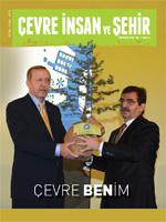 Çevre İnsan ve Şehir Dergisi Temmuz 2014 [2. Sayı]