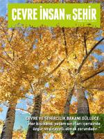 Çevre İnsan ve Şehir Dergisi Kasım 2014 [3. Sayı]