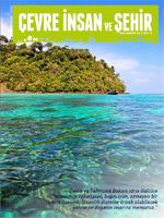Çevre İnsan ve Şehir Dergisi Ocak-Ekim 2015 [7-8. Sayı]