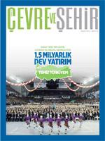 Çevre ve Şehir Dergisi Ocak 2013 [13. Sayı]