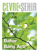 Çevre ve Şehir Dergisi Mart 2013 [15. Sayı]