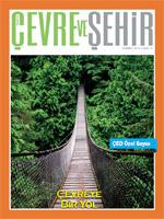Çevre ve Şehir Dergisi Temmuz 2013 [19. Sayı]