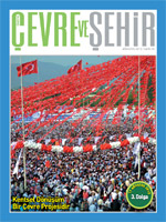 Çevre ve Şehir Dergisi Ağustos 2013 [20. Sayı]