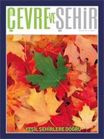 Çevre ve Şehir Dergisi Eylül 2013 [21. Sayı]
