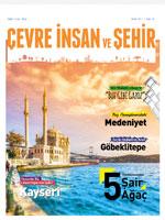 Çevre İnsan ve Şehir Dergisi Ekim 2017 [16. Sayı]