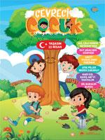 Çevre ve Çocuk Dergisi Nisan 2019 [2. Sayı]
