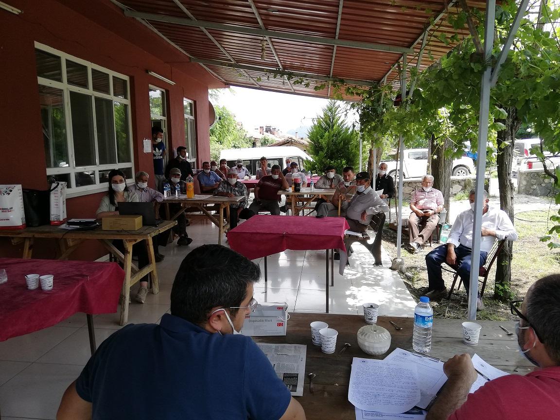 Halkın Katılım Toplantısı Yapıldı.