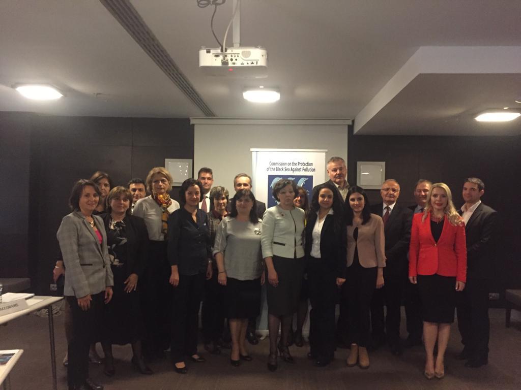 34. Olağan Karadeniz Komisyonu Komisyonerler Toplantısında Karadeniz Komisyon Dönem Başkanlığı Ülkemize Devredilmiştir.