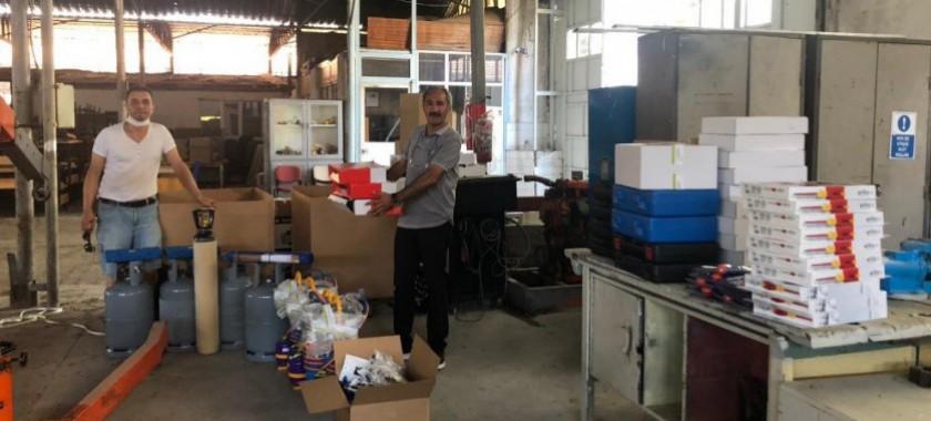 25 Mesleki ve Teknik Anadolu Lisesi'ne ekipman desteği sağlandı