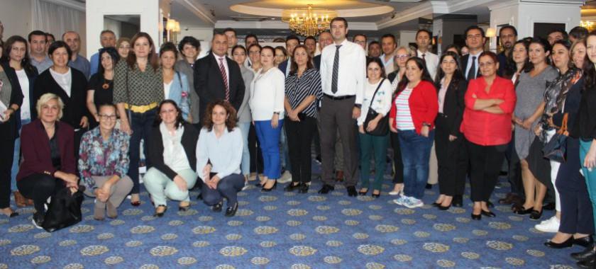 İzmir ve İstanbul İli İklim Değişikliği Eğitimi