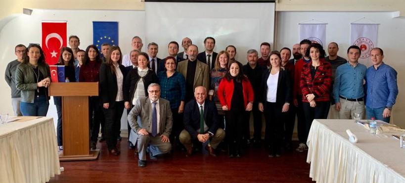 Sinop İli İklim Değişikliği Eğitimi