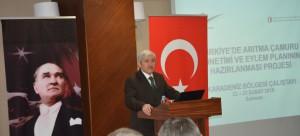 Türkiye'de Arıtma Çamuru Yönetimi ve Eylem Planının Hazırlanması Projesi Karadeniz Bölgesi Çalıştayı Samsun'da gerçekleştirildi.