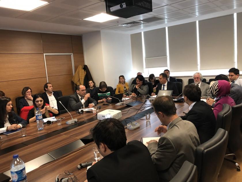 """Danimarka-Türkiye arasında """"Atık ve Kaynak Yönetimi"""" alanında Stratejik Sektör İşbirliği Projesi kapsamında 3 günlük çalıştay gerçekleştirildi."""