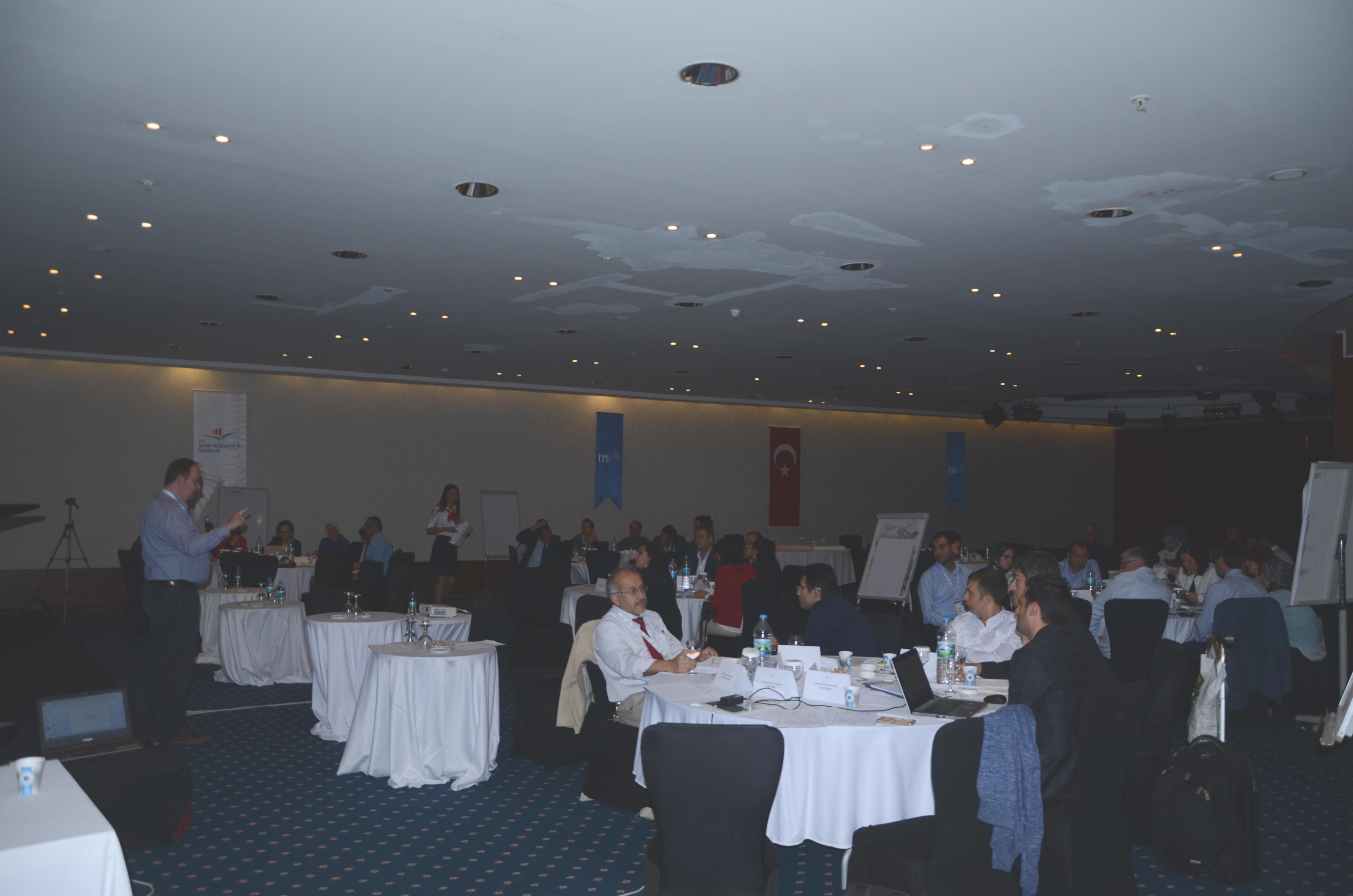 Hava Kalitesi Değerlendirme Çalıştayı 27-28 Eylül 2018 tarihlerinde Konya'da Gerçekleştirildi.
