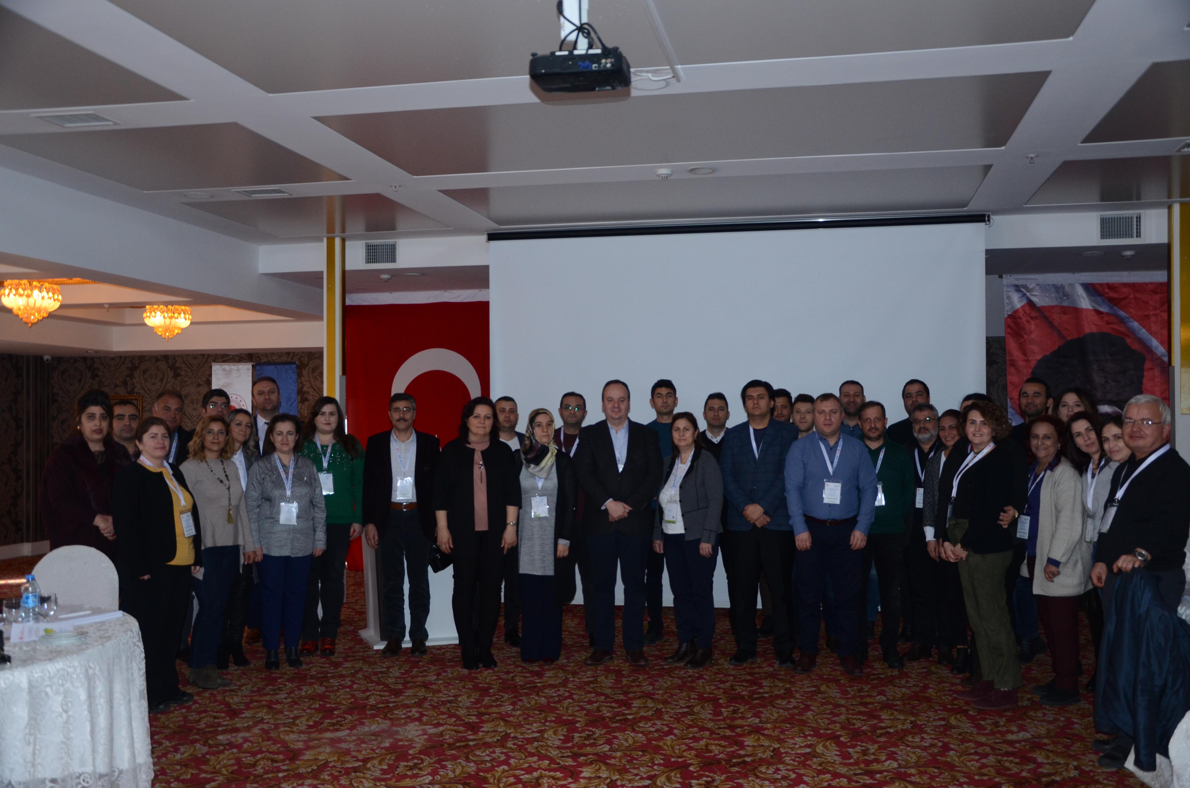 Orta Karadeniz Temiz Hava Merkez Müdürlüğüne Bağlı İller için Bölgesel Hava Kalitesi Değerlendirme ve Hava Emisyon Yönetim Portalı Çalıştayı 13-14 Aralık 2018 tarihlerinde Samsun'da Gerçekleştirildi.