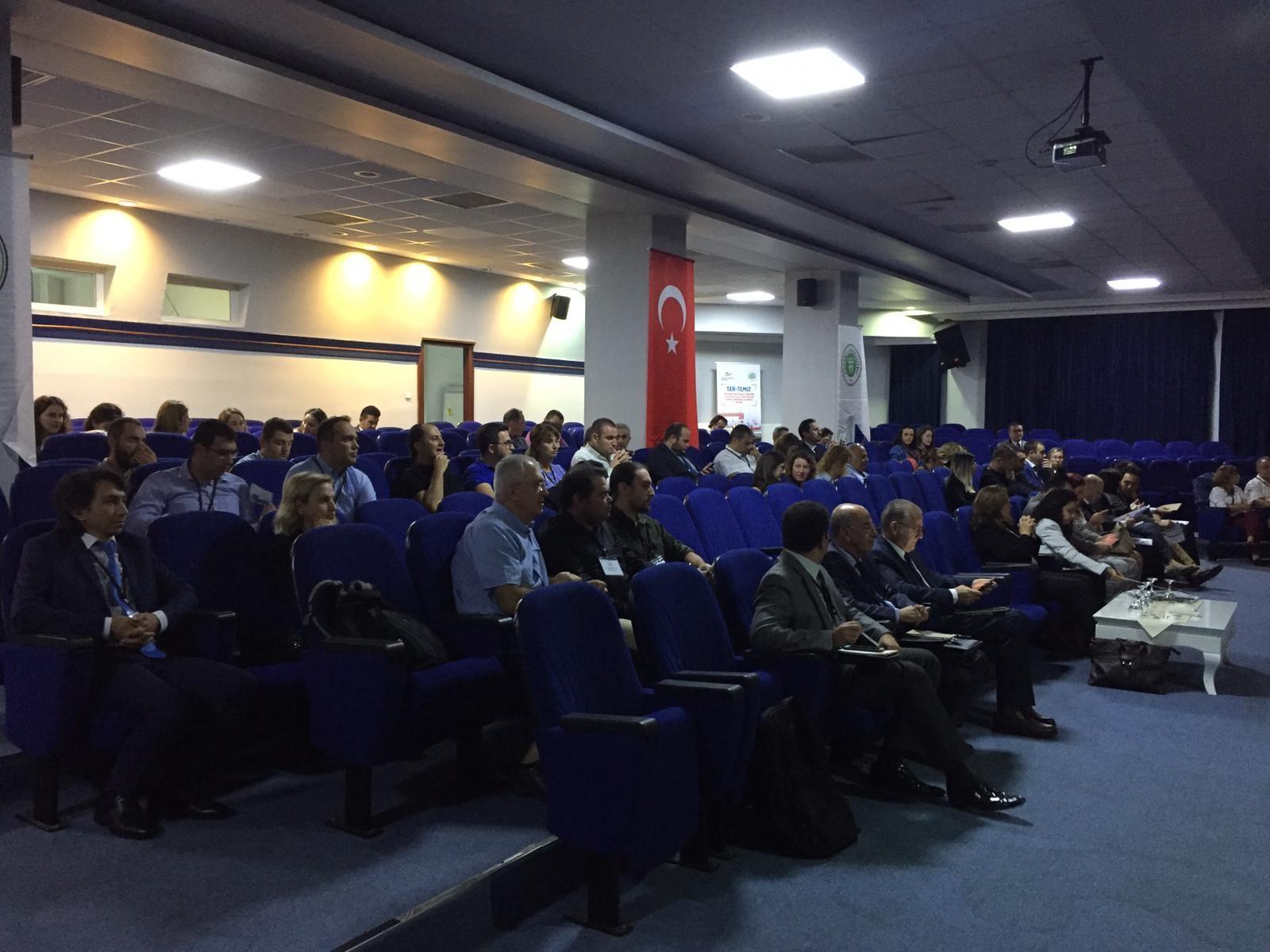 Tersanelerin Deniz Çevresine Olan Etkileri ve Temiz Üretim Tekniklerinin Belirlenmesi (TER-TEMİZ) Projesi Açılış ve Çalıştayı Yapıldı.