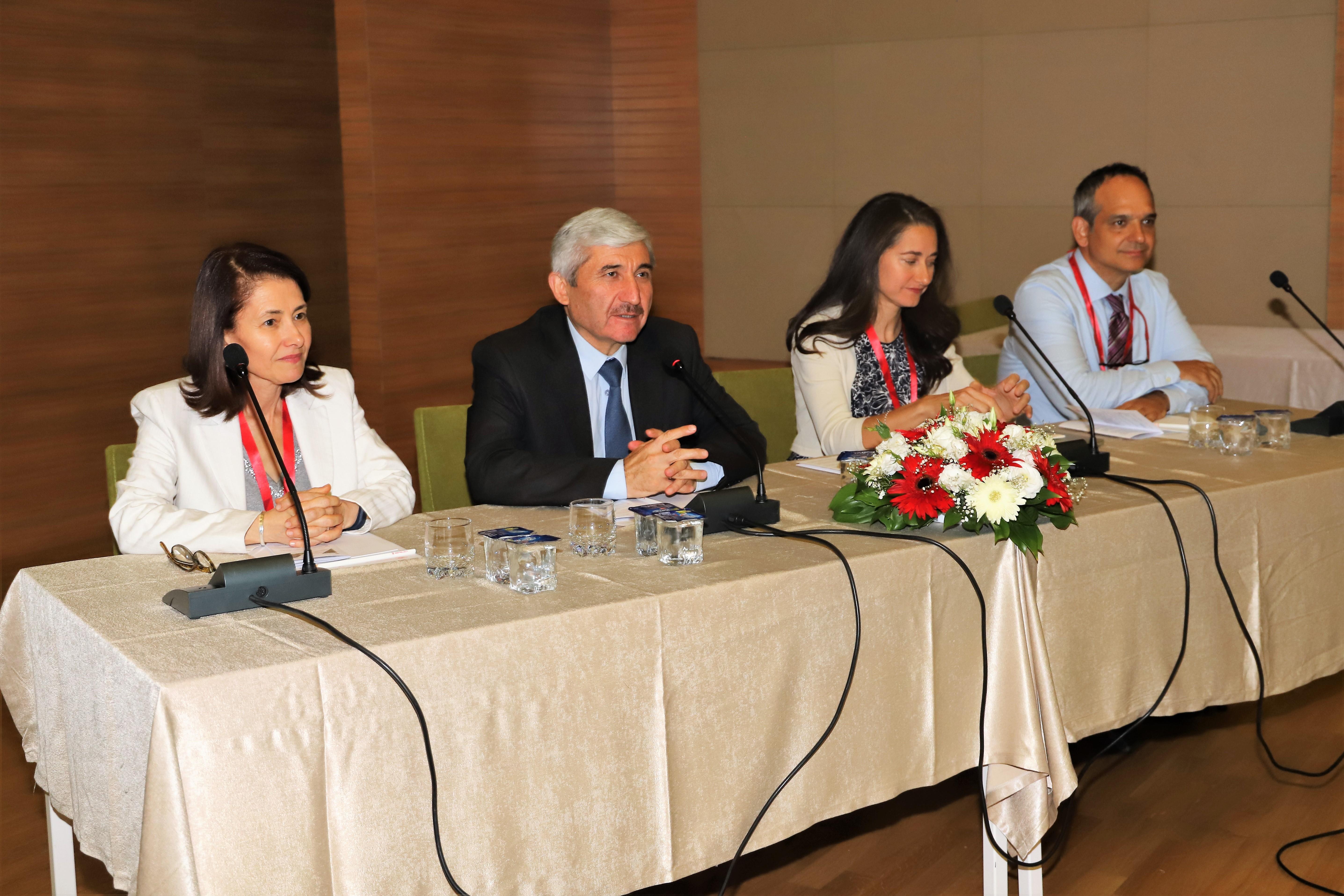 Türkiye'de Arıtma Çamuru Yönetimi ve Eylem Planı'nın Hazırlanması Projesi Kapanış Toplantısı gerçekleştirildi.