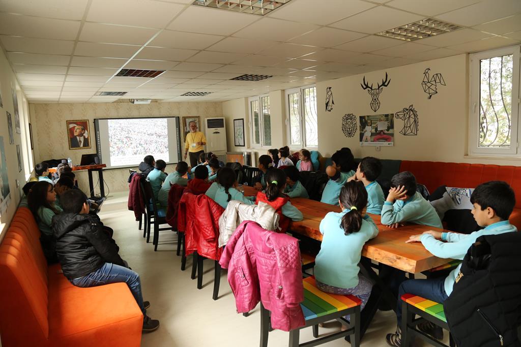 Çevre Eğitim Merkezimizde (ÇEM) Öğrencilere Yönelik Eğitim Faaliyetlerimiz Devam Ediyor.