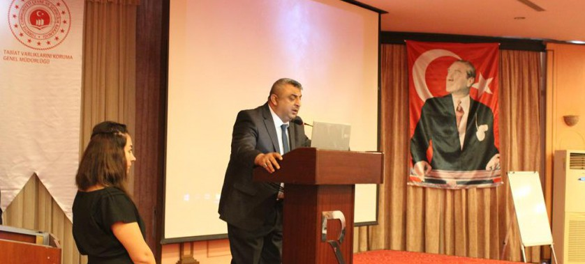 Pamukkale Özel Çevre Koruma Bölgesi Yönetim Planı Hazırlama ve Uygulama Projesi 2.Paydaş Semineri ve Toplantısı gerçekleşti.