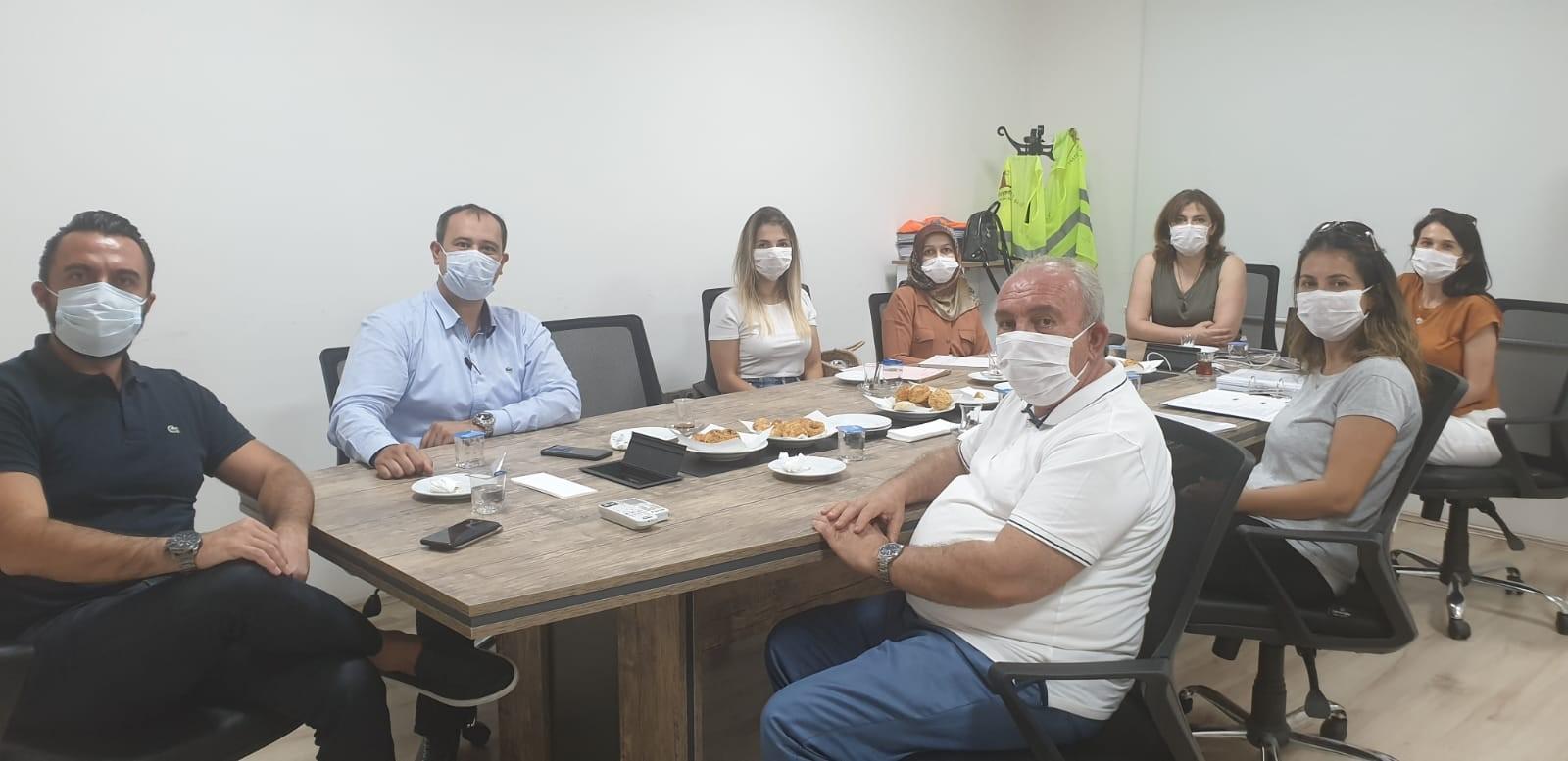 Hamburger Turkey Kağıt Üretim ve Tic. Ltd.Şti. Birleşik Denetim