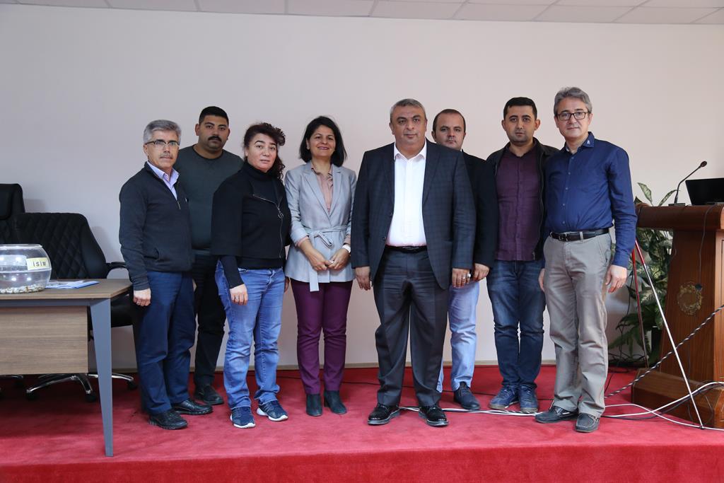 İl Müdürlüğümüz Bünyesinde Çalıştırılmak Üzere Alıncak 1 İşçi (Güvenlik Görevlisi) Alım Kurası Gerçekleştirildi.