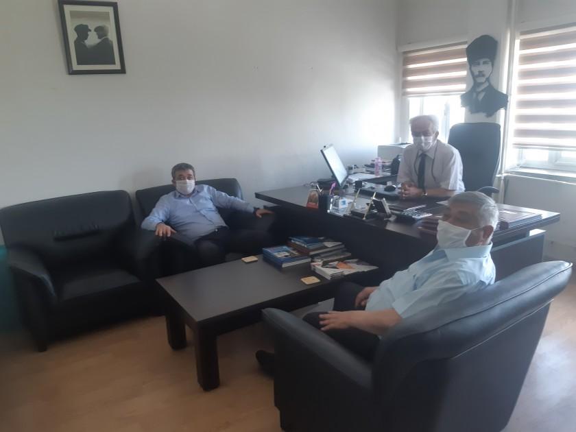 İl Müdürlüğümüz Milli Emlak Müdür Yardımcımız Sn. Orhan Karaman bugünkü tarih itibari ile emekli olmuştur.