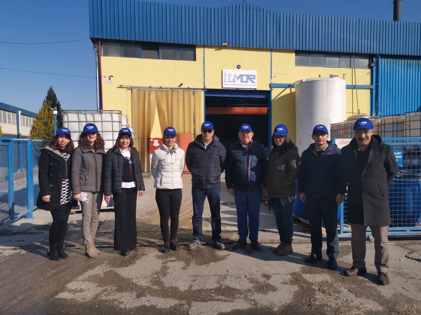 İlmor Kimya ve Tekstil San. ve Tic. Ltd. Şti –Birleşik Denetim