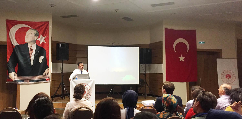 """""""Pamukkale Özel Çevre Koruma Bölgesi Yönetim Planı """" Hazırlama ve Uygulama Projesi Bilgilendirme Toplantısı Pamukkale'de Yapıldı."""