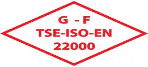 BAKANLIĞIMIZ YEMEKHANESİNDE TS EN ISO 22000 GIDA GÜVENLİĞİ YÖNETİM SİSTEMİ ÇALIŞMALARI BAŞLADI