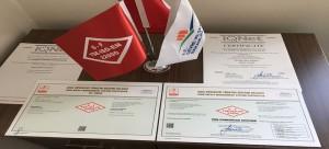 BAKANLIK YEMEKHANESİNDE TS EN ISO 22000 GIDA GÜVENLİĞİ YÖNETİM SİSTEMİNE GEÇİLDİ