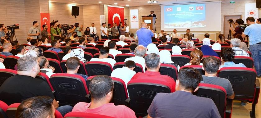 Çevre Ve Şehircilik Bakanlığınca 8. Etap TOKİ Konutları Kura Çekimi Yapıldı.