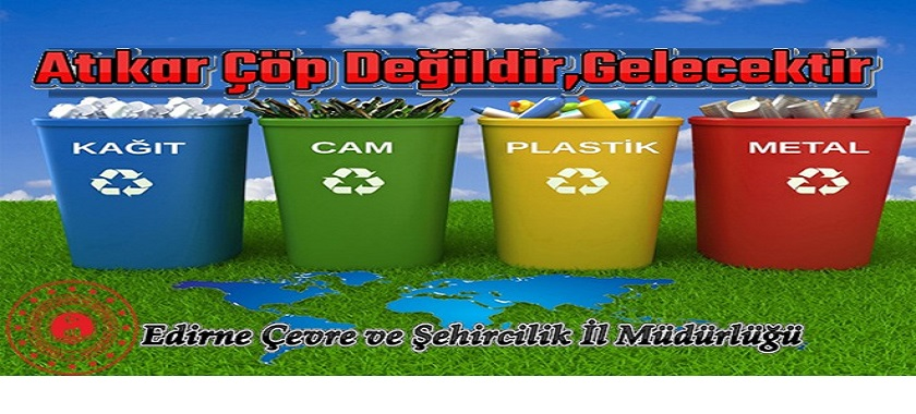 Atıklar Çöp değildir, Gelecektir