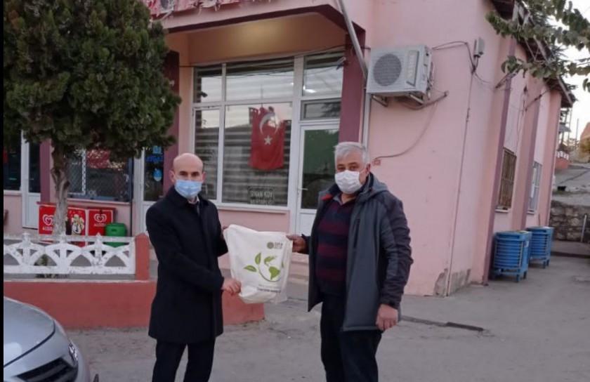 İl Müdürümüz Sayın Engin ÖZTÜRK, Lalapaşa Sinanköy Muhtarlığını Ziyaret etti