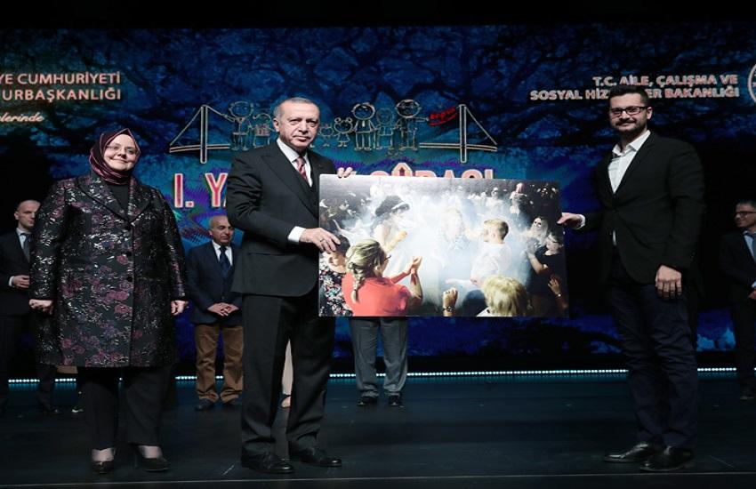"""Müdürlüğümüz personeli Sn. Osman Berker GÜMÜŞ """"Kuşaklararası Dayanışma"""" temalı fotoğraf yarışmasında…"""