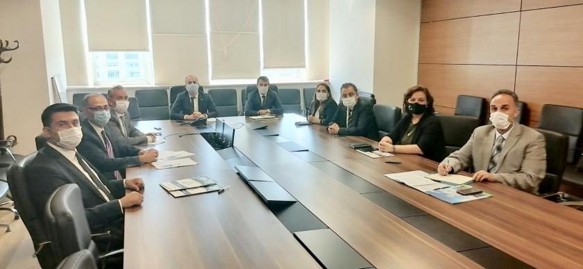 ÇED İzin ve Denetim Genel Müdürlüğümüz ile İstişare Toplantısı