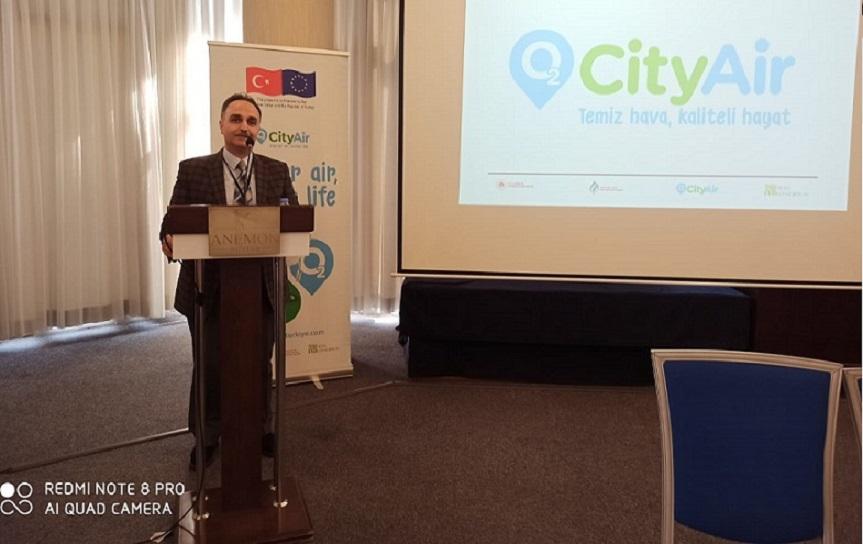 CITYAIR Emisyon Envanteri Çalıştayı